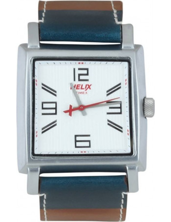 HELIX TW026HG05 Analog Silver Dial Men's Watch
