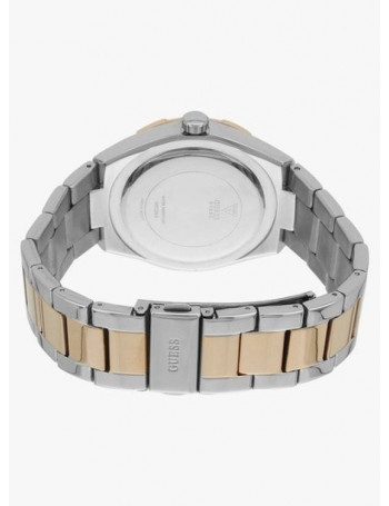 GUESS Analog Silver Dial Unisex's Watch