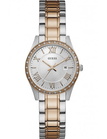 Womens W0985L3 Analogue Metallic Watch